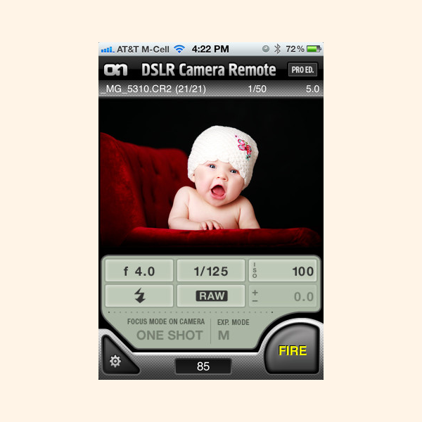 DSLR Camera Remote Professional Edition